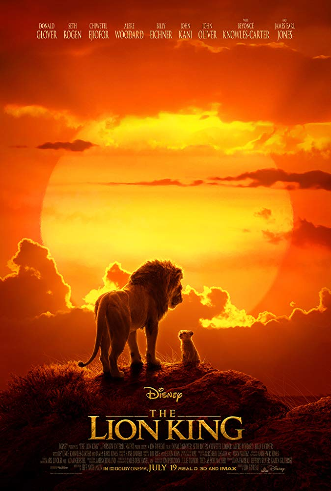 18 Most Anticipated Movies of 2019 | The Lion King