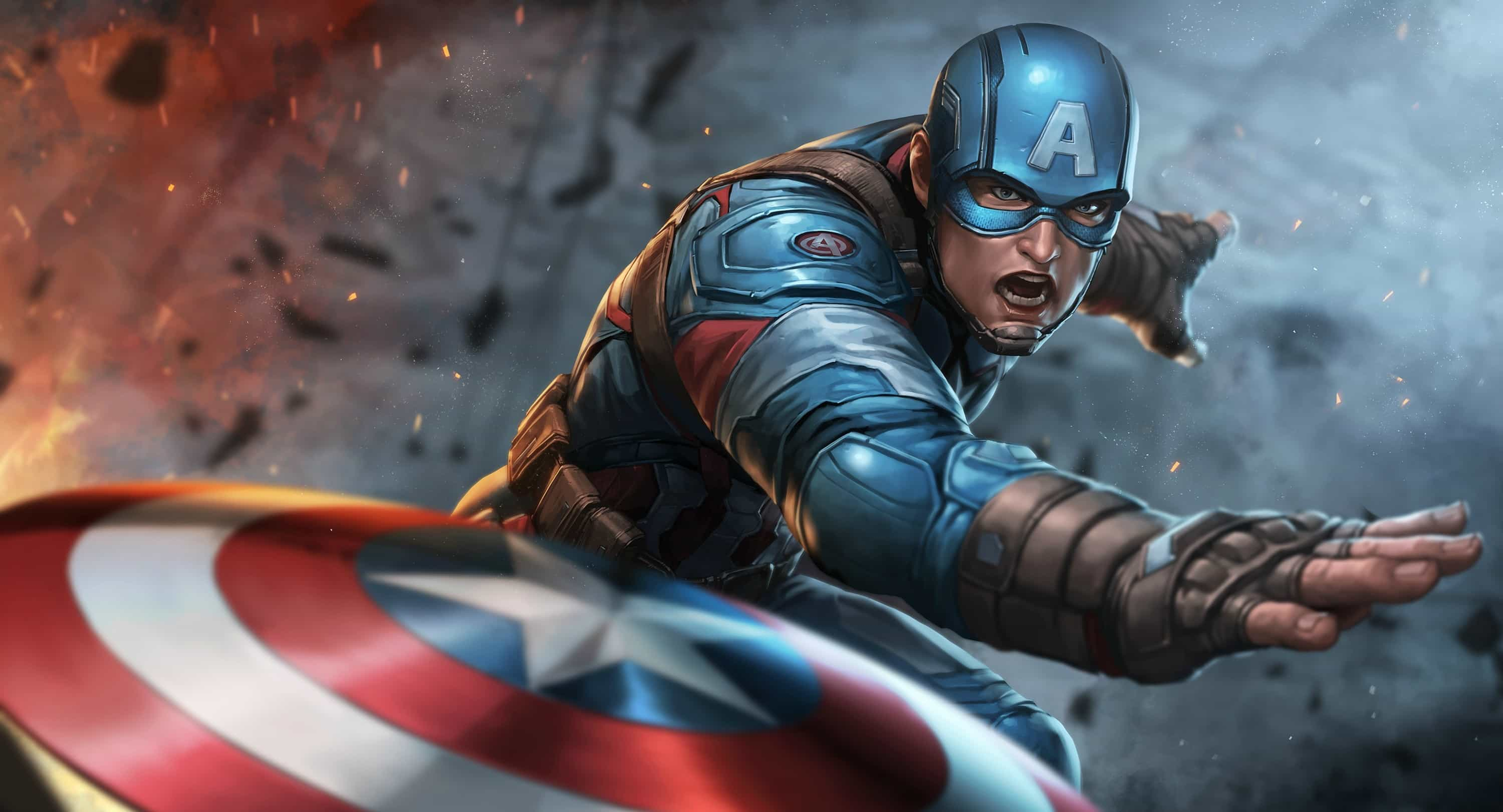 31 Geeky Things to Celebrate in March 2019 | Captain America