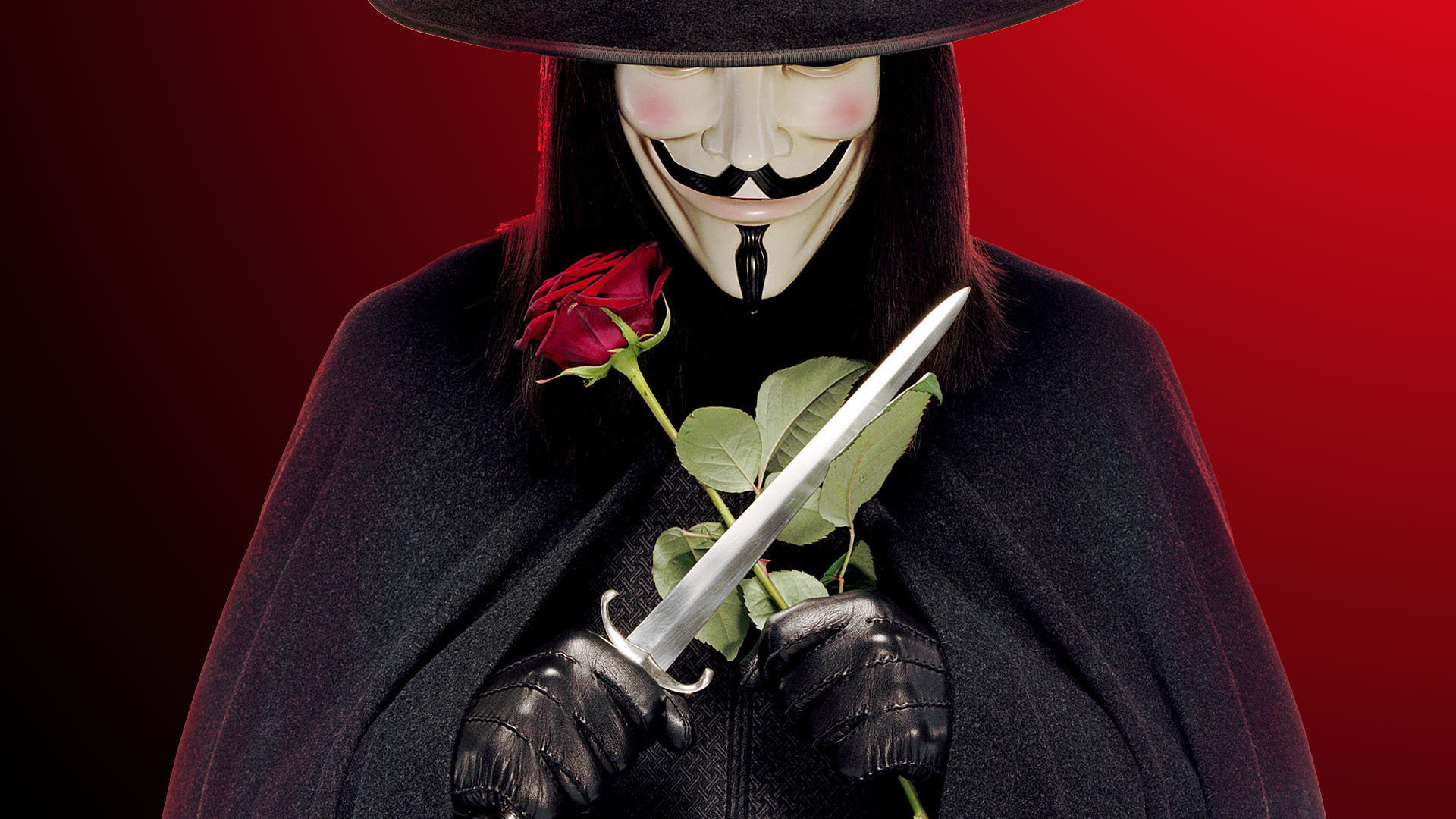 31 Geeky Things to Celebrate in March 2019 | V for Vendetta