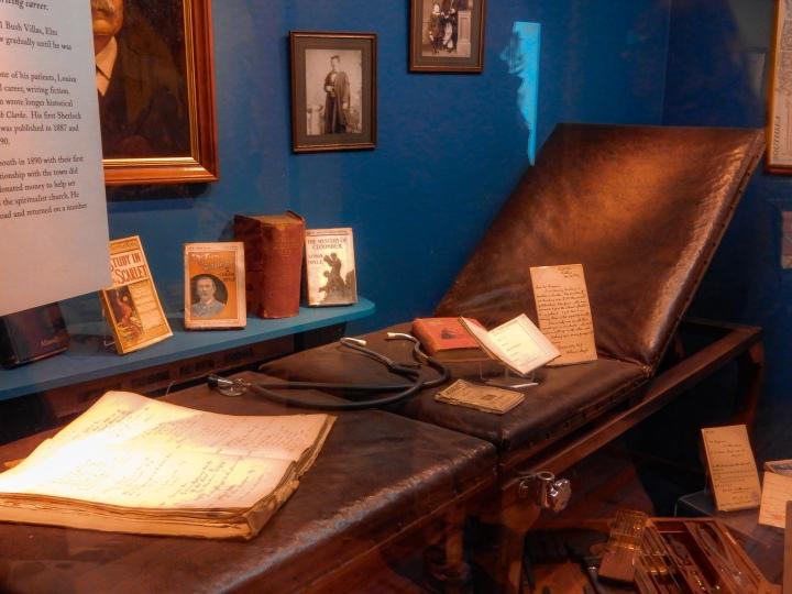A Study in Sherlock | Arthur Conan Doyles Chair