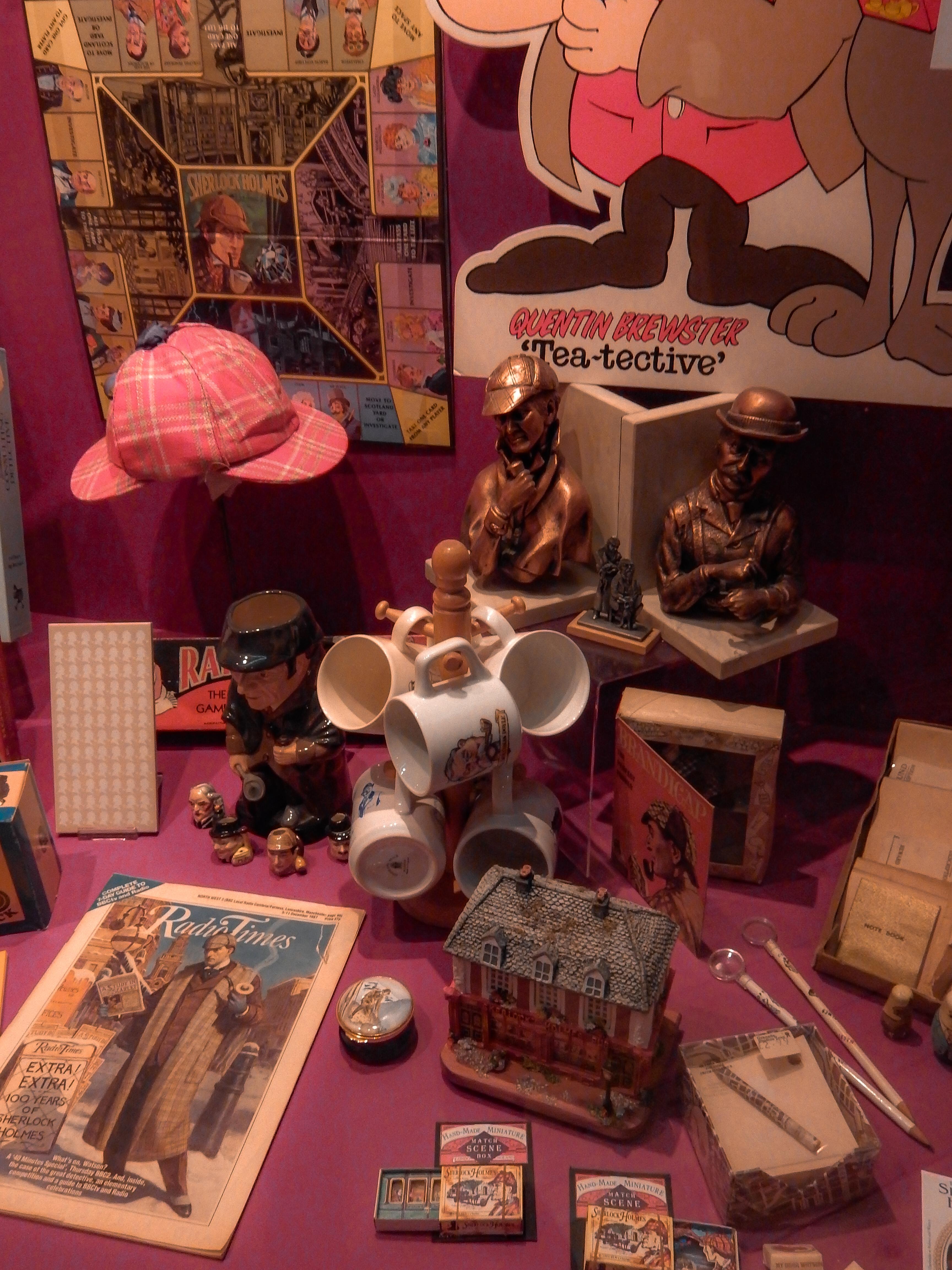 A Study in Sherlock | Merchandise