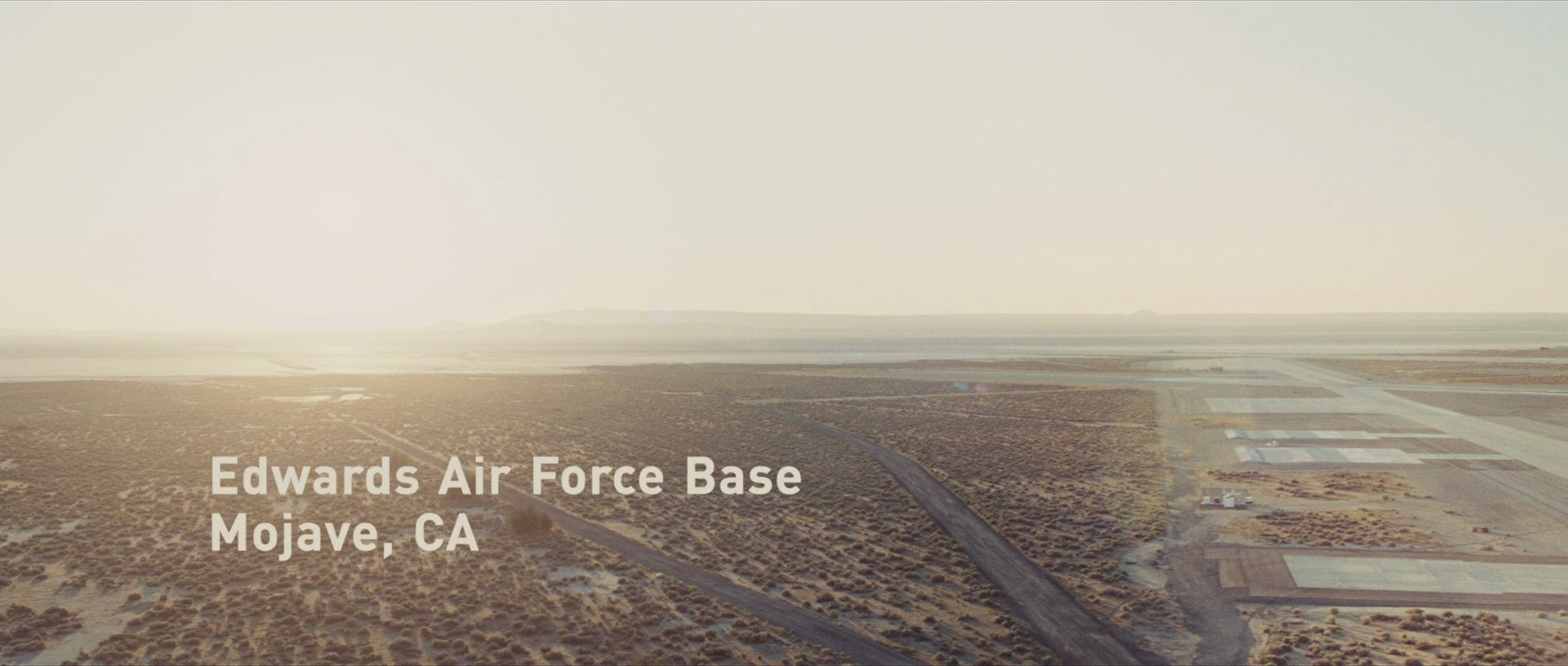 Iron Man 2 Filming Locations | Edwards Air Force Base