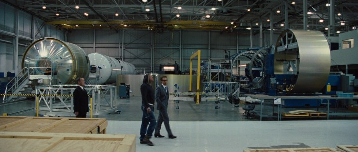 Iron Man 2 Filming Locations | Hammer Industries