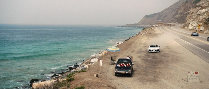 Iron Man 2 Filming Locations | Malibu Highway