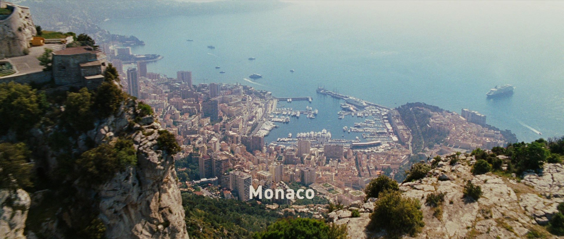 Iron Man 2 Filming Locations | Monaco
