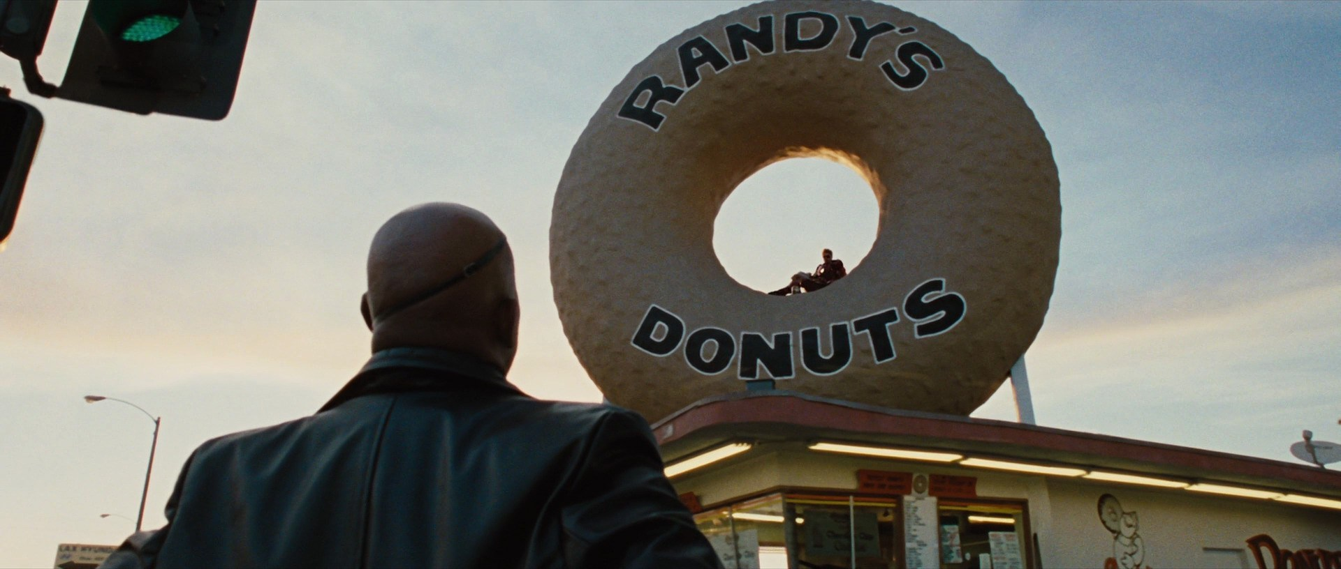 Iron Man 2 Filming Locations | Randy's Donuts