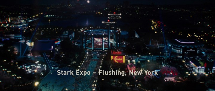 Iron Man 2 Filming Locations | Stark Expo