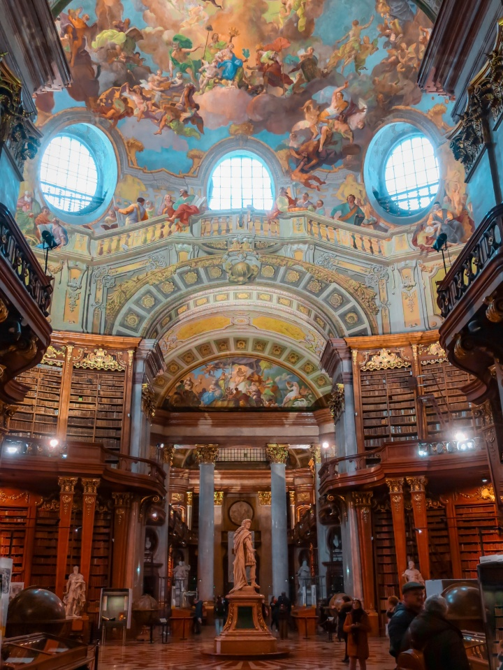 A Geeks Guide to Vienna | Austrian National library
