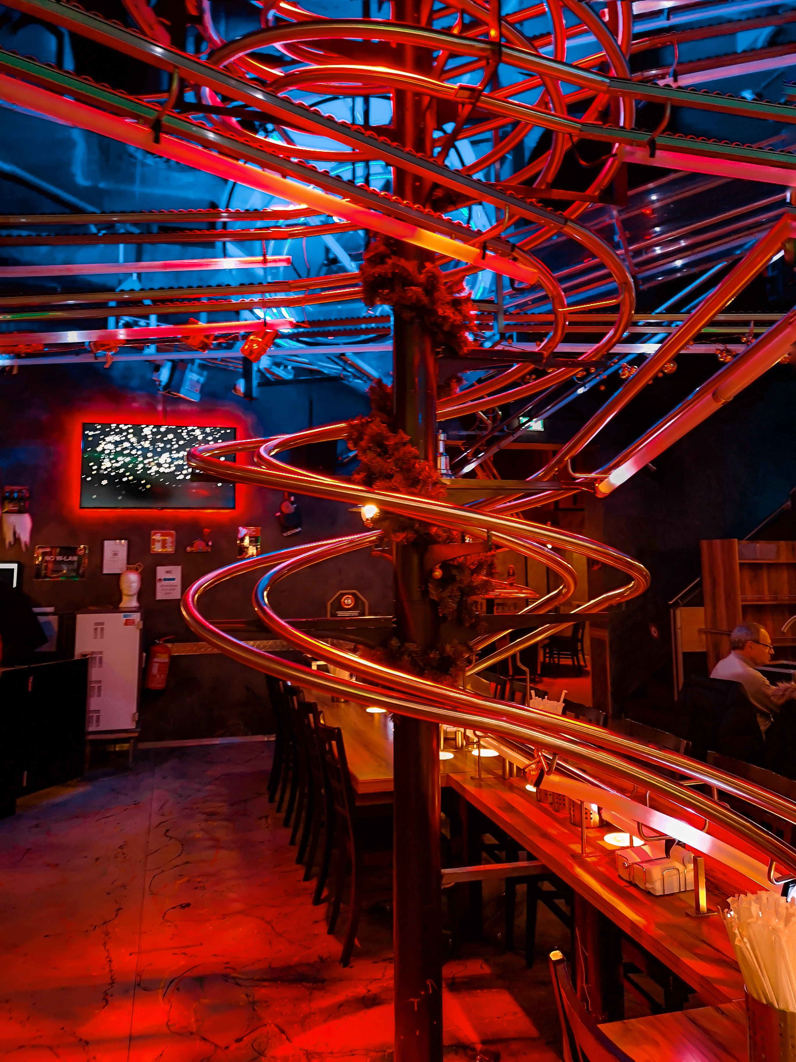 A Geeks Guide to Vienna | Rollercoaster Restaurant