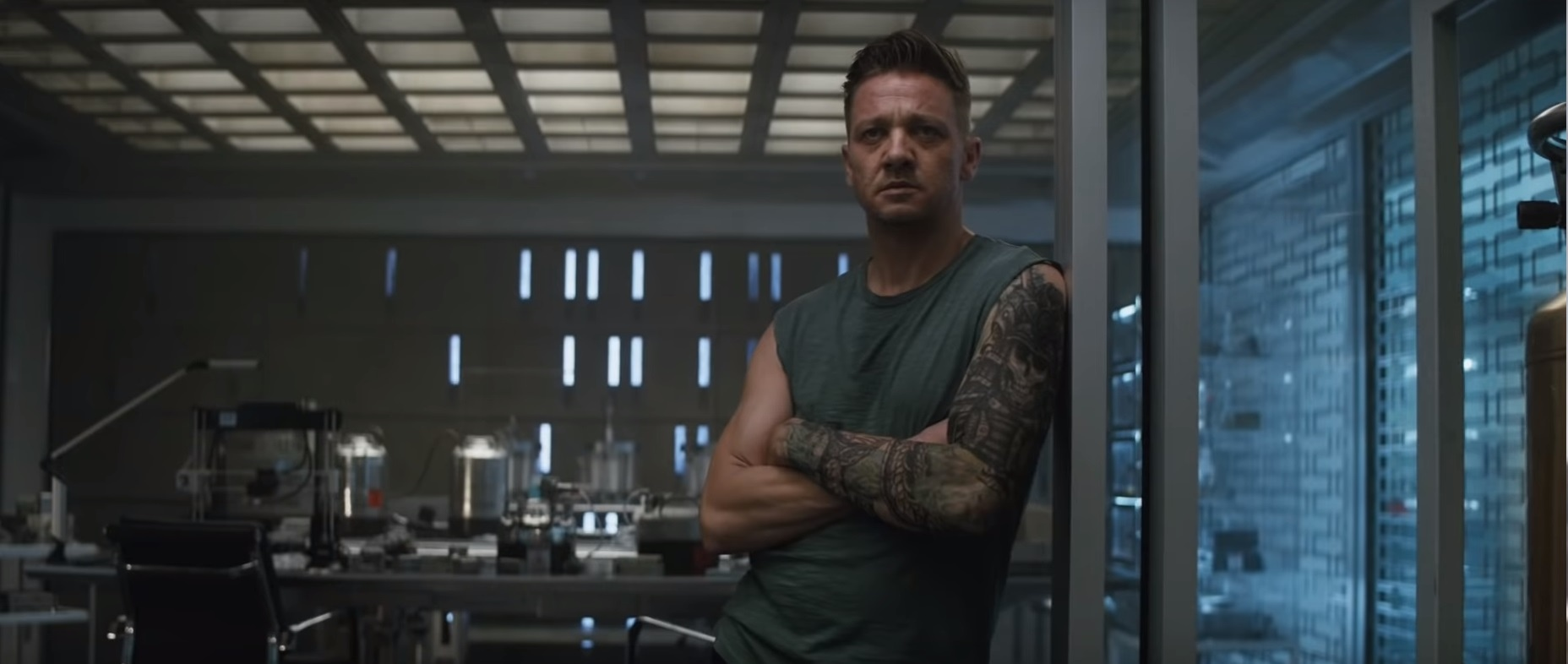 Avengers: Endgame Trailer Breakdown | Hawkeye