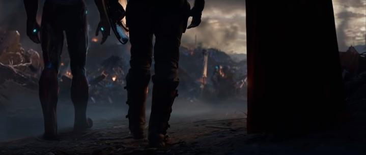 Avengers: Endgame Trailer Breakdown | Iron Man, Captain America and Thor