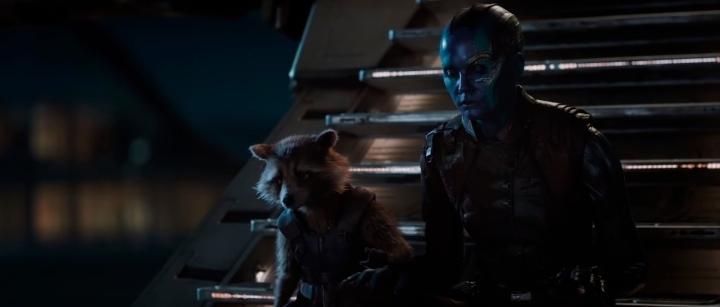 Avengers: Endgame Trailer Breakdown | Rocket and Nebula