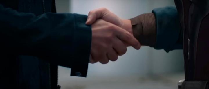 Avengers: Endgame Trailer Breakdown | Tony Stark and Steve Rogers