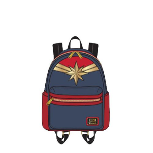 Geeky Backpacks | Captain Marvel