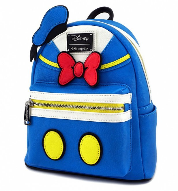 Geeky Backpacks | Donald Duck