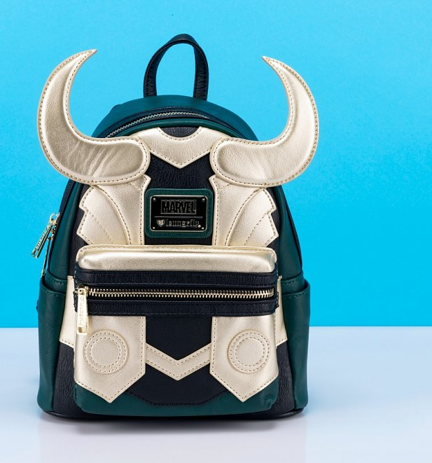Geeky Backpacks | Loki