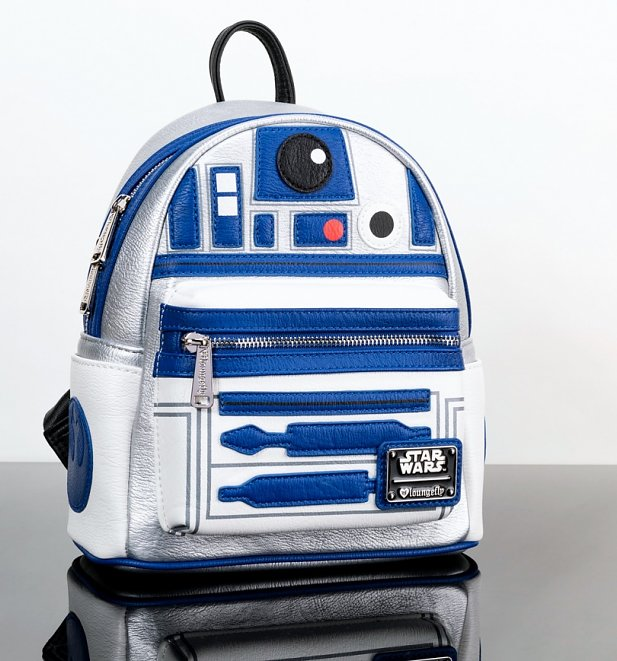 Geeky Backpacks | R2D2