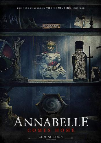 Most Anticipated Horror Movies of 2019 | Annabelle Comes Home