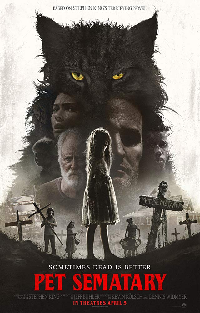 Most Anticipated Horror Movies of 2019 | Pet Sematary