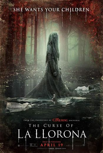 Most Anticipated Horror Movies of 2019 | The Curse of La LLarona