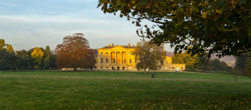 Movie Locations with the National Trust | Basildon Park