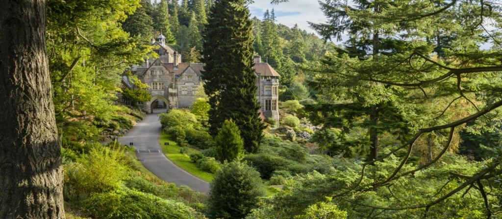 Movie Locations with the National Trust | Cragside