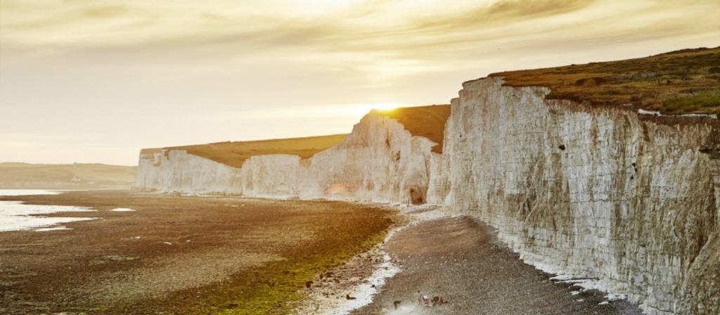 Movie Locations with the National Trust | Seven Sisters