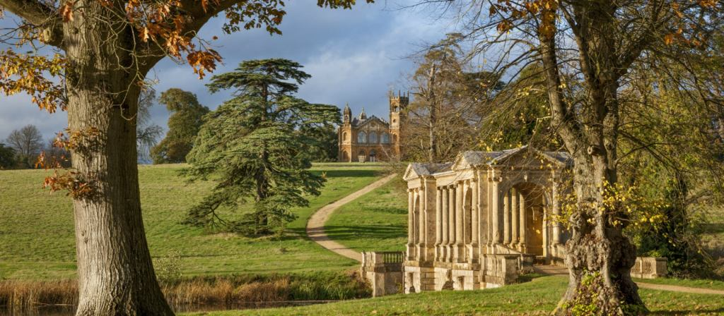 Movie Locations with the National Trust | Stowe House