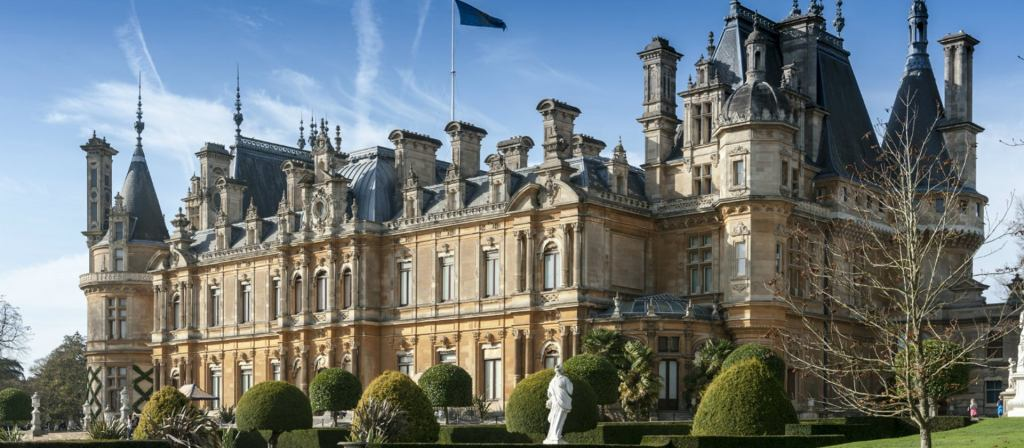 Movie Locations with the National Trust | Waddesdon Manor