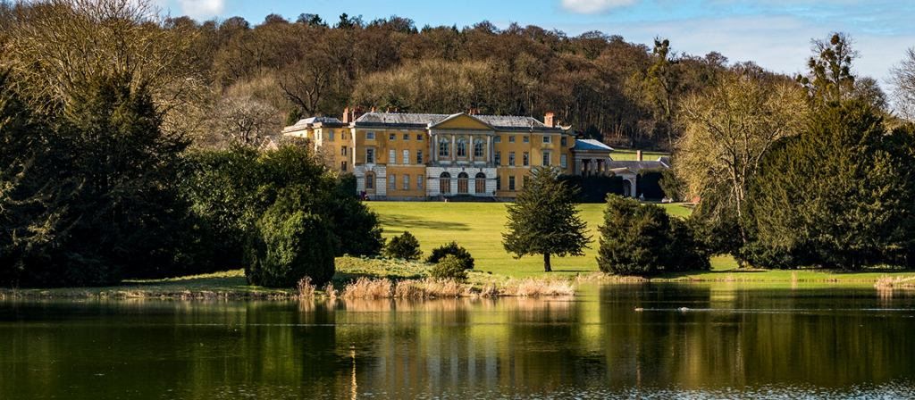 Movie Locations with the National Trust | West Wycombe Park