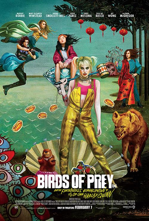Most Anticipated Movies 2020 | Birds of Prey
