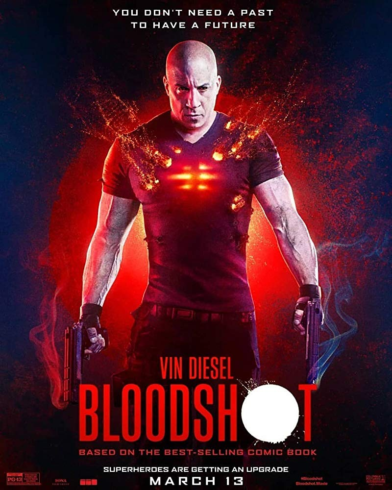 Most Anticipated Movies 2020 | Bloodshot