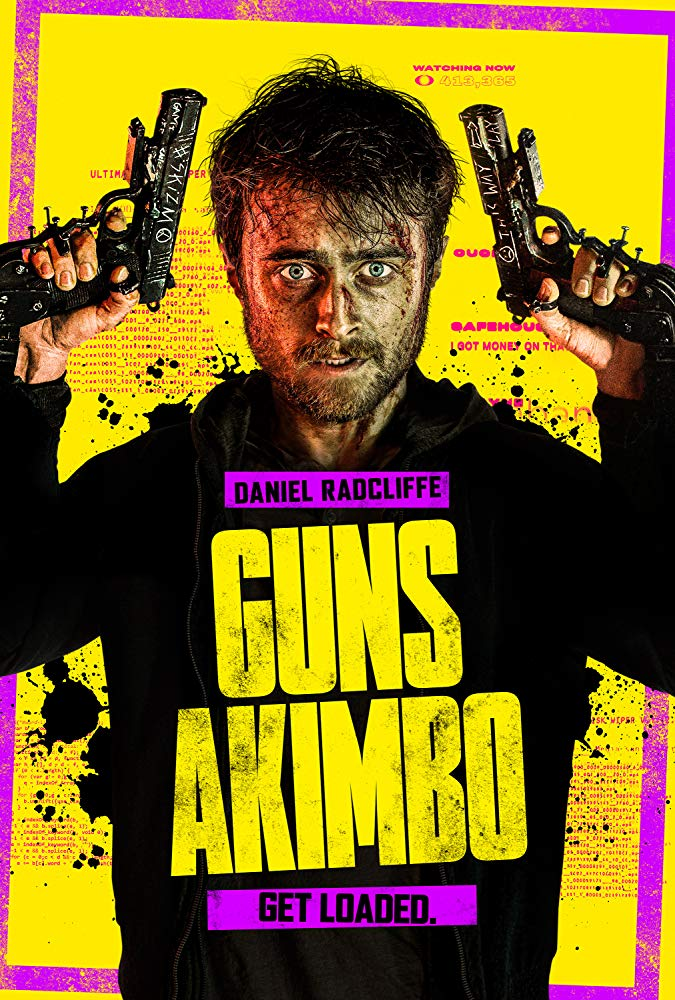 Most Anticipated Movies 2020 | Guns Akimbo