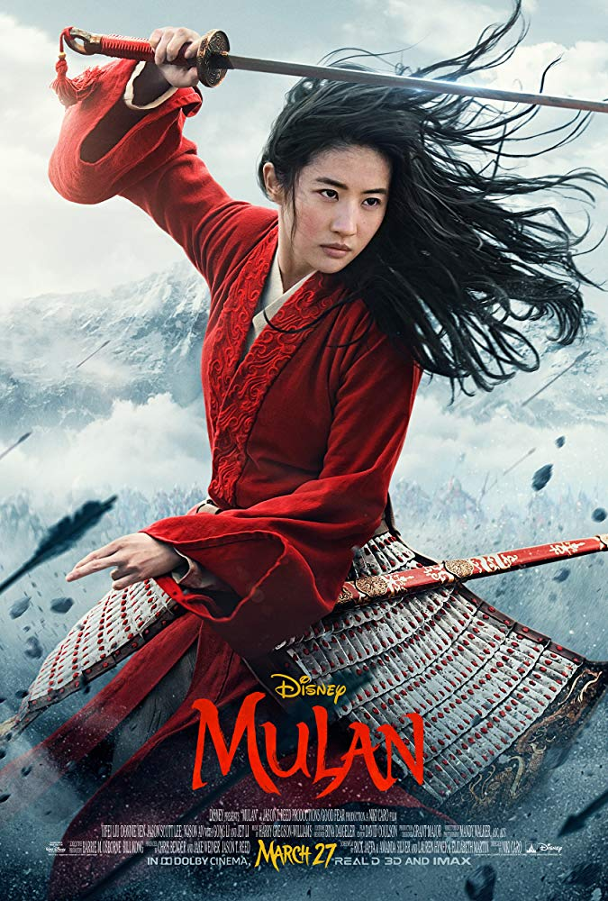 Most Anticipated Movies 2020 | Mulan