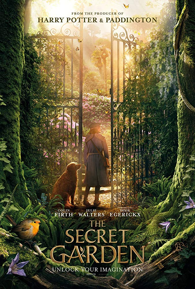 Most Anticipated Movies 2020 | Secret Garden