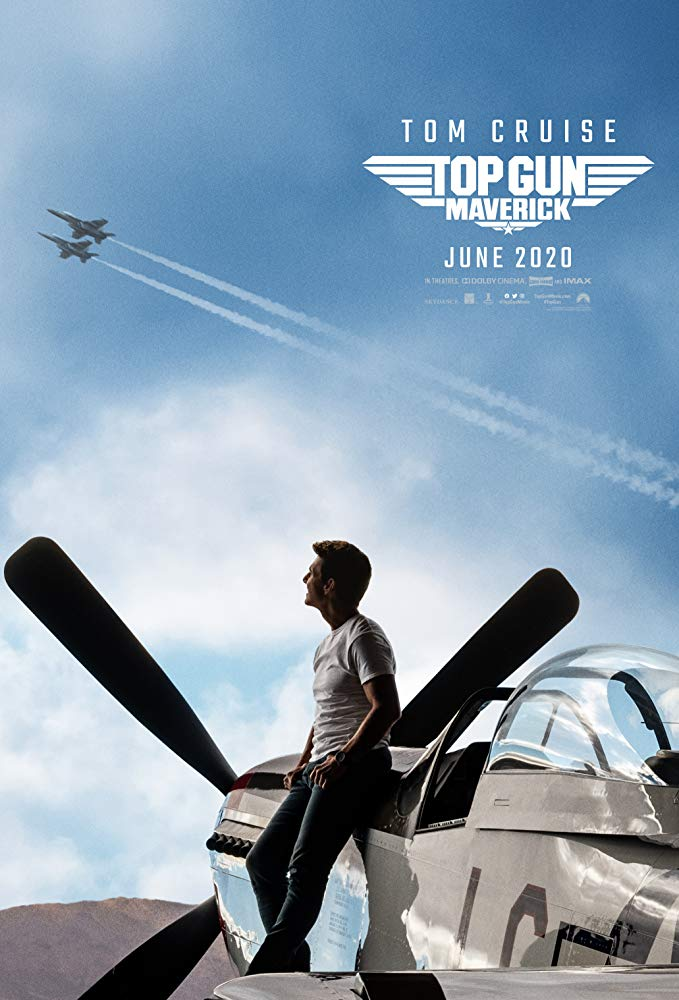 Most Anticipated Movies 2020 | Top Gun