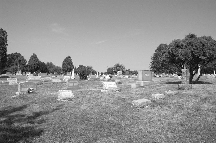 Horror Movie Filming Locations | Cemetery - Night of the Living Dead