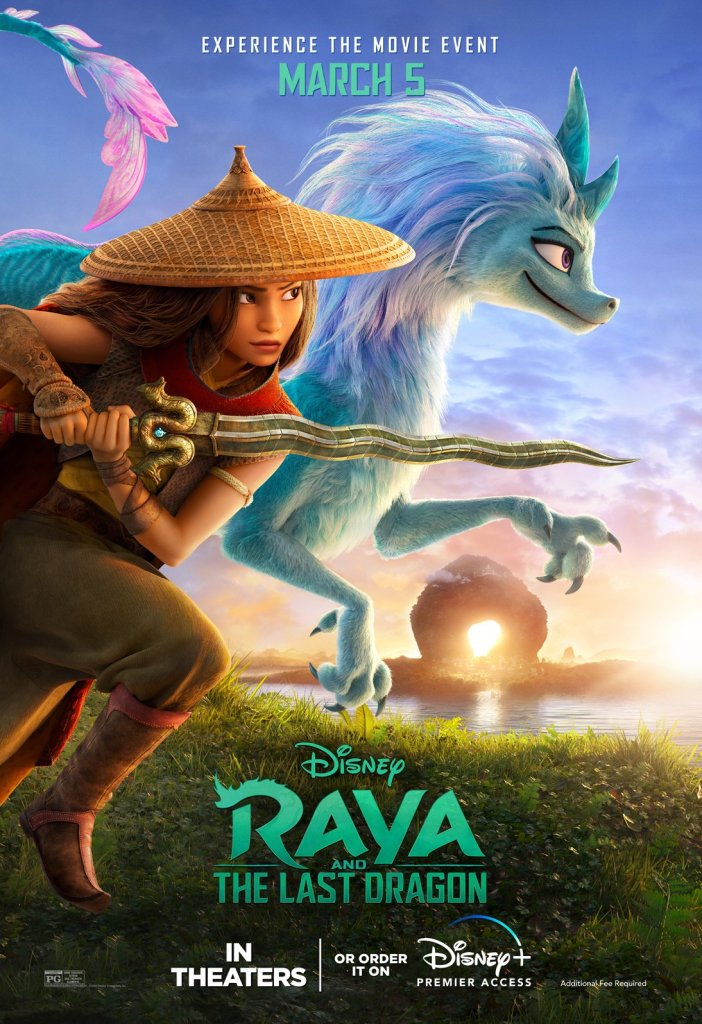 Most Anticipated Movies of 2021 | Raya and the Last Dragon