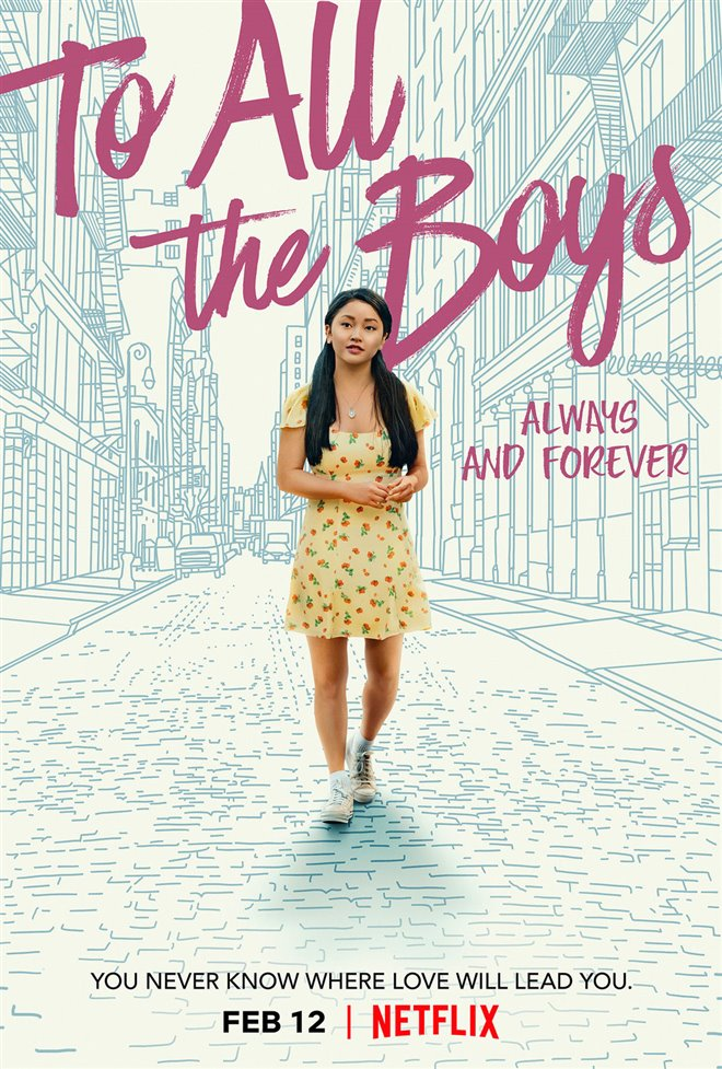 Most Anticipated Movies of 2021 - To All the Boys: Always and Forever