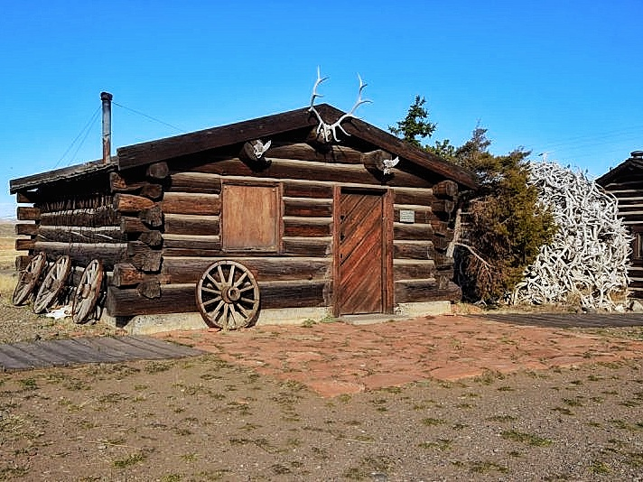 A Geeks Guide to Wyoming | Old Trail Town