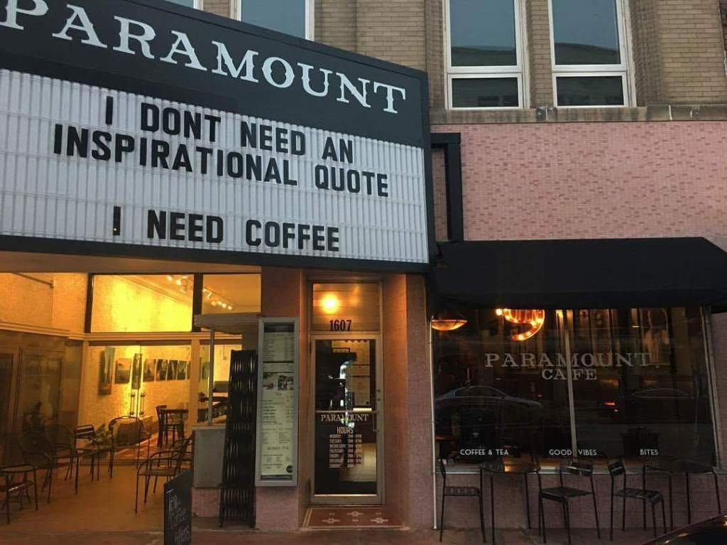 A Geeks Guide to Wyoming | Paramount Cafe