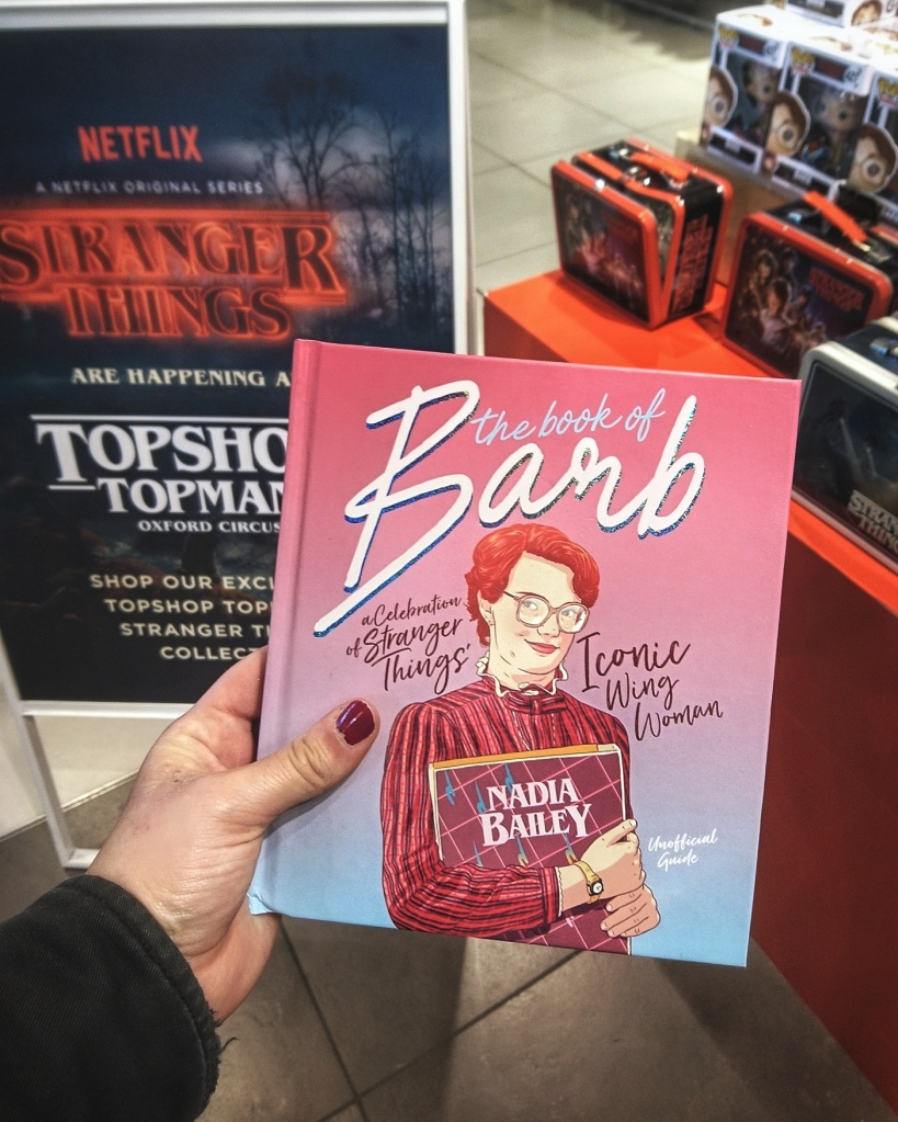 Stranger Things Pop Up at Topshop | Book of Barb