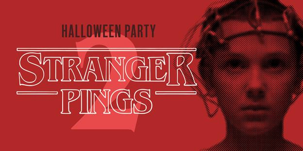 Stranger Things to do in London | Stranger Pings