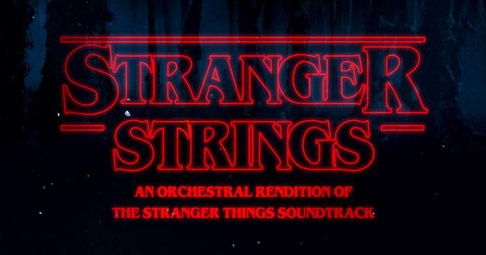 Stranger Things to do in London | Stranger Strings